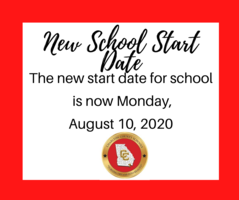 Charlton County Schools to delay first day of school until Monday, August 10, 2020