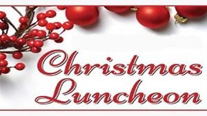 Christmas Luncheon at Folkston Elementary School: Friday, December 6th